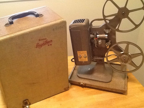 Keystone Brightbeam K70 8mm projector Manual