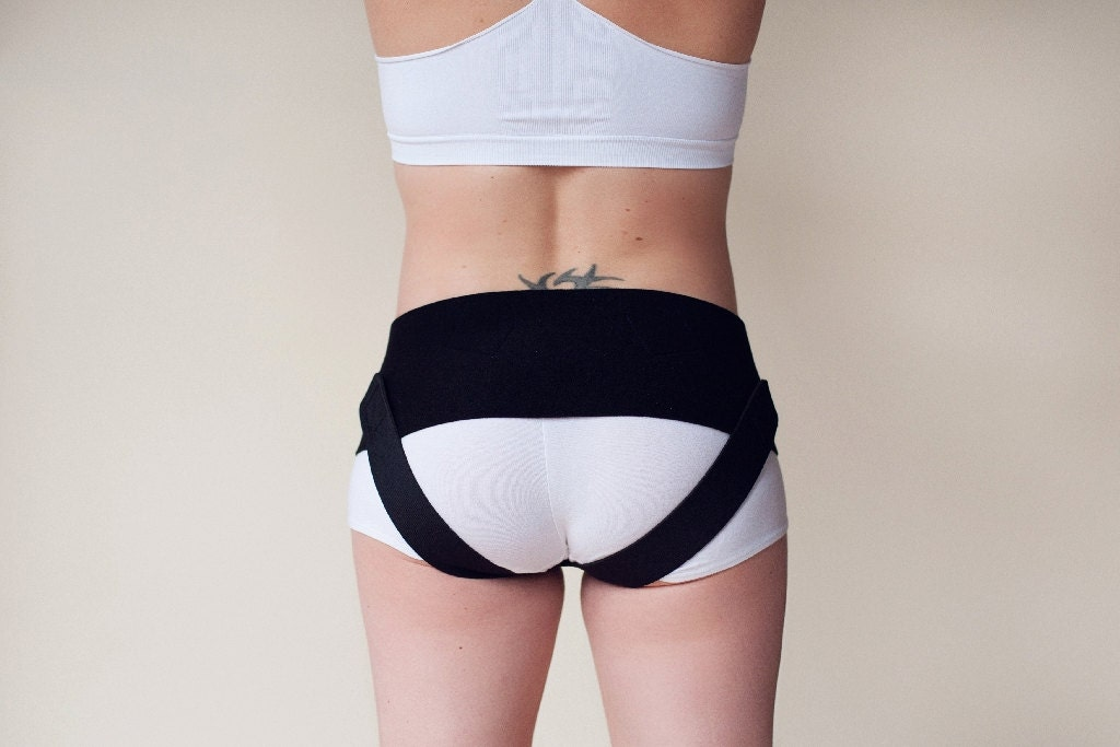 Babybellyband Groin Bands For Pelvic Floor Compression Support