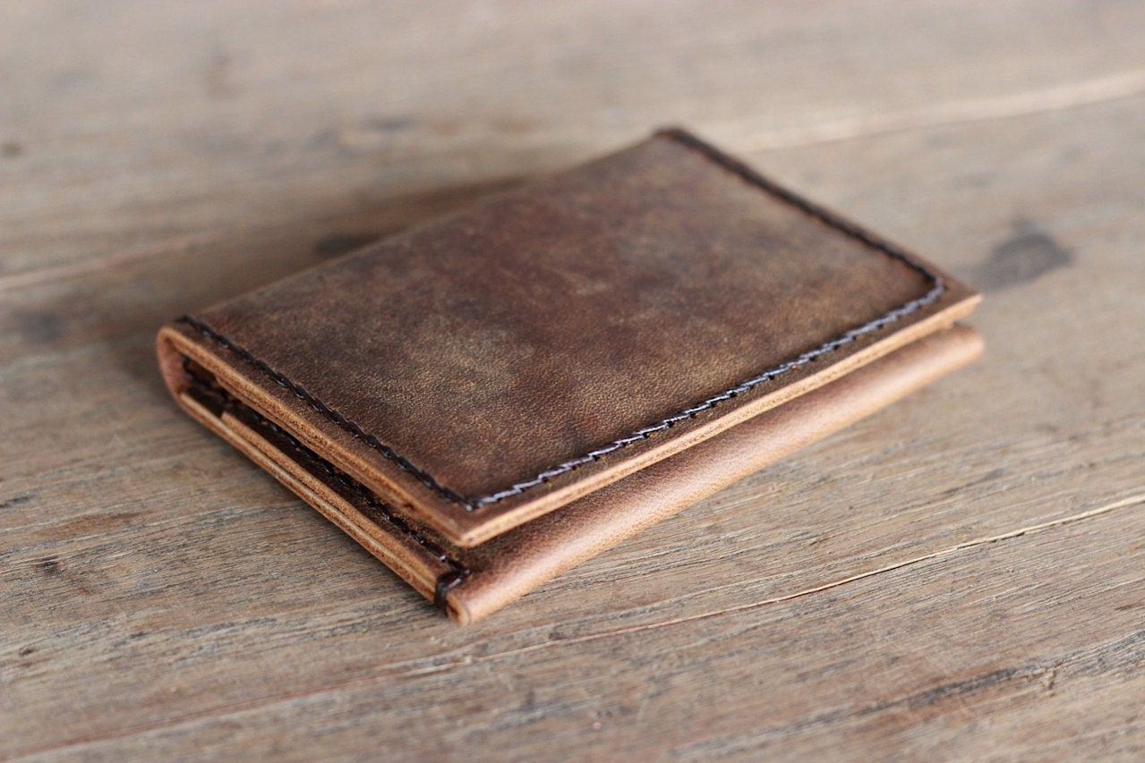 Wallet Leather Credit Card Wallet Mens Wallets Wallets by ...