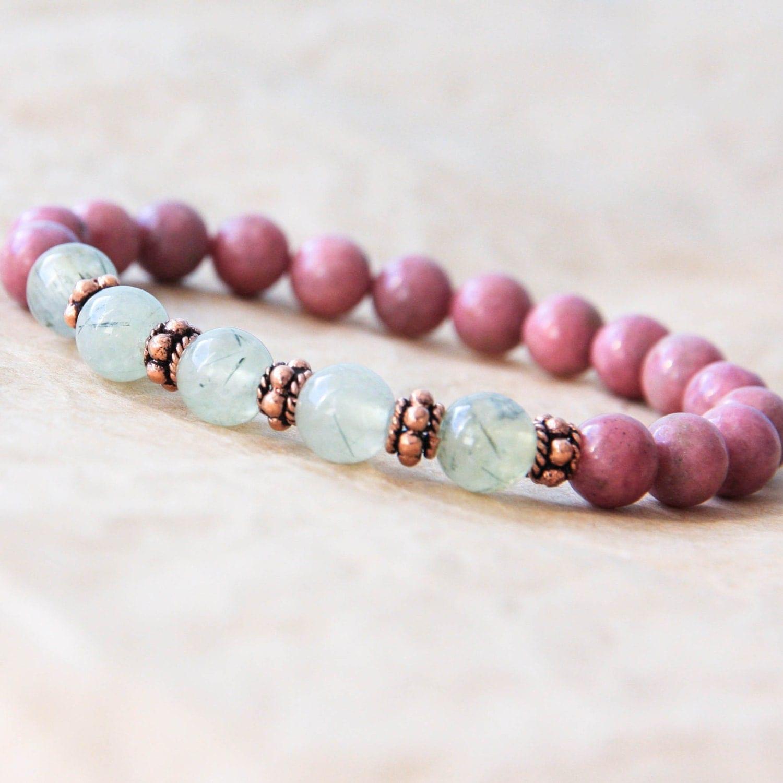 Mala Bracelet Spiritual Jewelry Wrist Mala Beads Buddhist