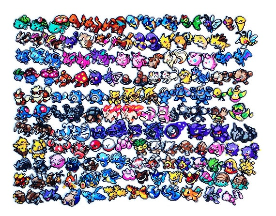 Gallery For gt Shiny Pokemon Sprites X And Y
