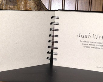 Journal, Journal Prompts, Prompt Journal, Gift Journal