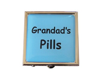 Grandad's Pill Box