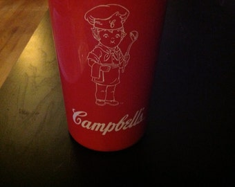 Campbell's Soup Thermos