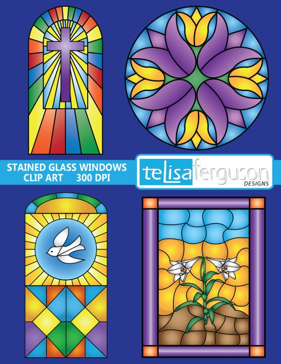free clipart stained glass window - photo #28