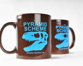 Pyramid Scheme Coffee Mug...