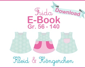E-Book PDF Pattern Kleid Frida