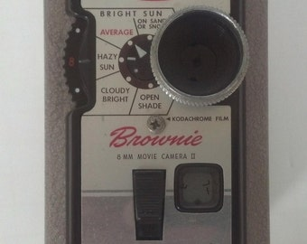 Kodak Brownie 8 mm Camera II