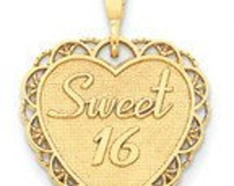Sweet 16 Charm (JC-040)