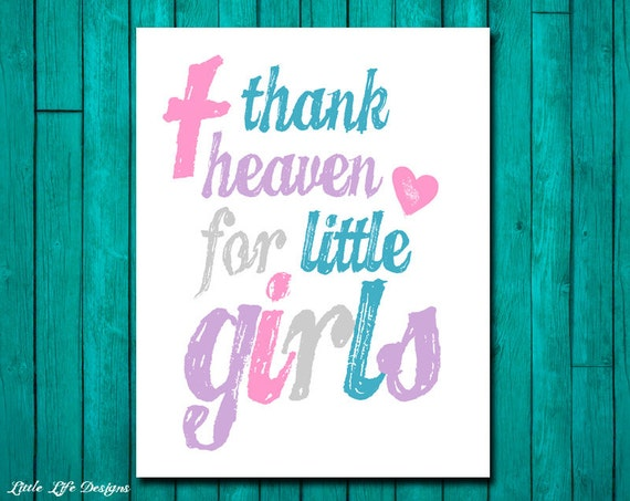Unavailable listing on etsy for Signs for little girl rooms