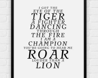 Katy Perry Roar Lyrics Tumblr
