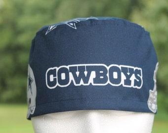 Scrub hat // Dallas Cowboys