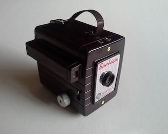 Vintage Camera, Sunbeam 120,