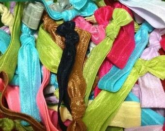 Wholesale Elastic Hair Ties