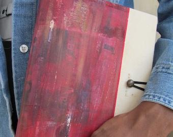 Jasper  hand painted 3 ring organizer