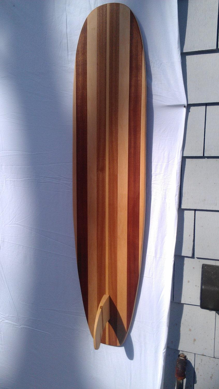 Surfboard Wall Hanging Art Vintage By Splinterswoodboards