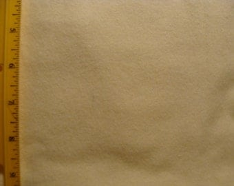 """Soft Yellow Flannel  46"""" x 44"""""""