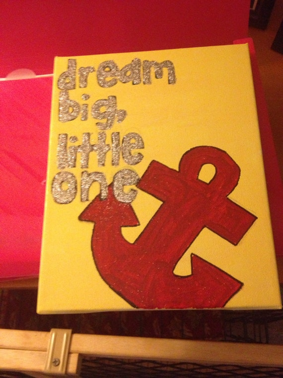 Items Similar To Sorority Canvas Great Big Little Gift