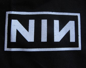 NINE INCH NAILS nin patch goth gothic industrial Free Shipping