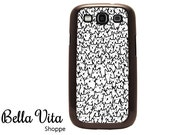 Samsung Galaxy Case - Because Cats - Samsung Galaxy S6 S5 S4 S3, Note 2 3 4
