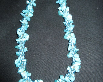 turquoise , turquois everywhere necklace