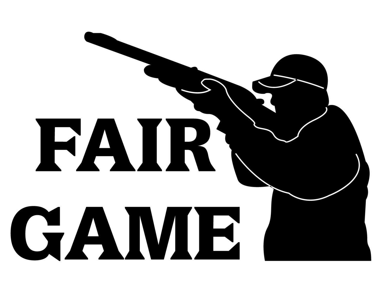 Hunting and fishing vinyl sticker deer shotgun hunter decal for Hunting and fishing decals