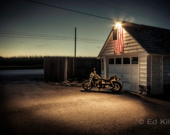 Americana – Limited Edition photographic print – wall art – FREE SHIPPING