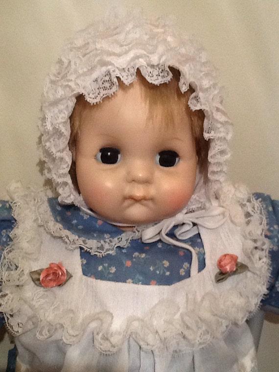 Madame Alexander Puddin Baby Doll