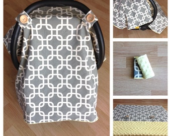 Carseat Canopy