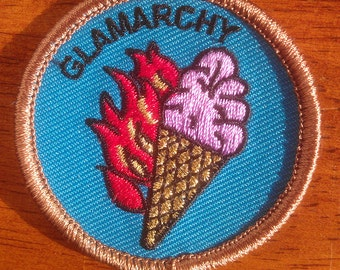 Glamarchy merit badge