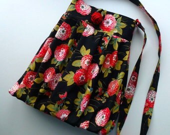 Oriental Boho Bag - PDF Instant Download Sewing Pattern Tutorial