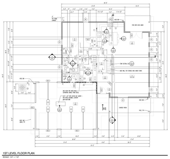 Custom Farmhouse Home Plans 2 Story 4bd Office By Redhorse0088
