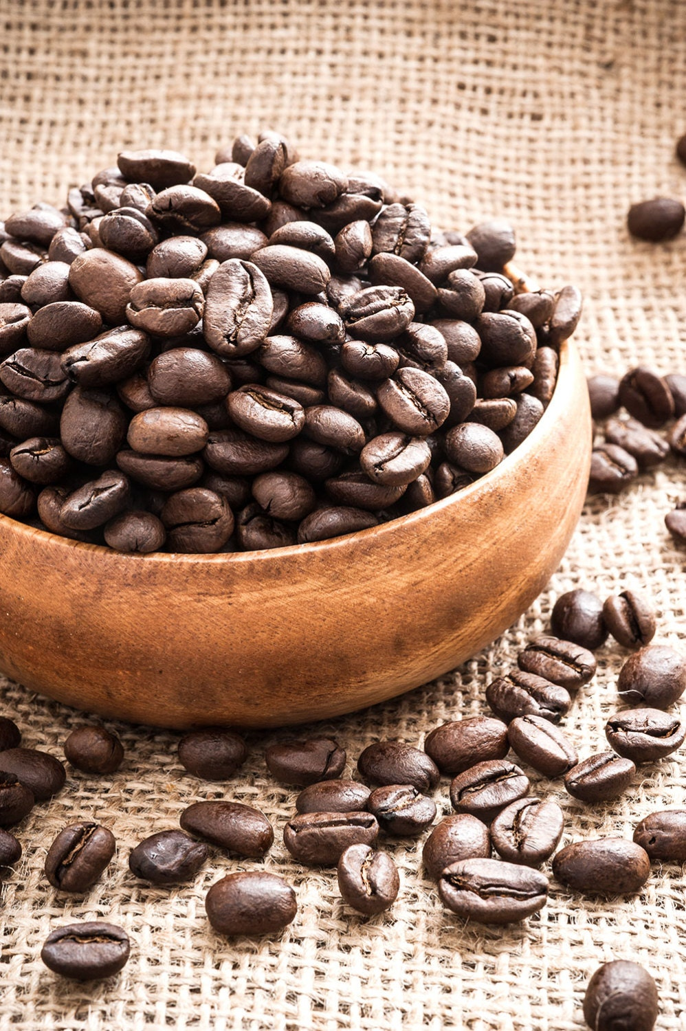 large wall art coffee beans macro food photography photo
