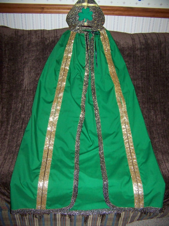 St. Patrick, Patron of Ireland Costume for Boys