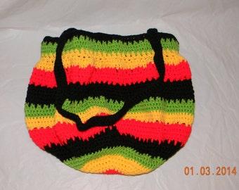 Large rasta bag