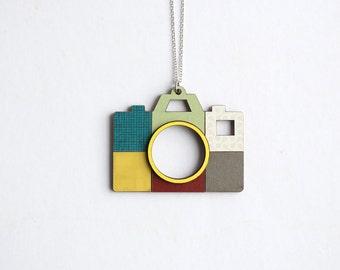 Snapshot Necklace
