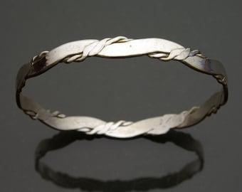 Barbed Wire Bracelet Etsy