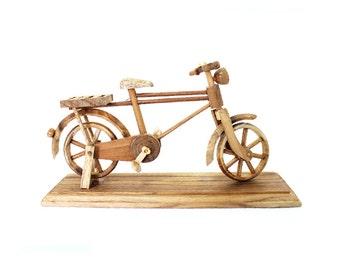 Model Bicycle in Handmade