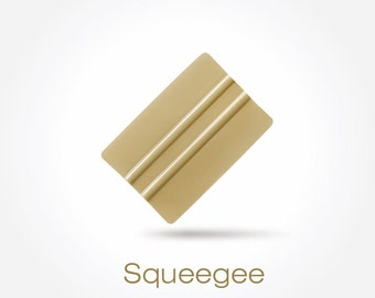 Squeegee Vinyl Application Tool for Wall Decals - Vinyl Squeegee