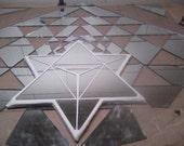 Star Tetrahedron Mirror