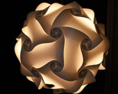 Hanging Puzzle Lamp Ball - Small