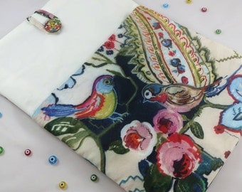 """Birds 11 inch MacBook Air Sleeve,New 12"""" inch MacBook,Surface Case Chromebook Sleeve MacBook Air 11"""" Dell XPS11 Asus Acer HP Laptop Case"""
