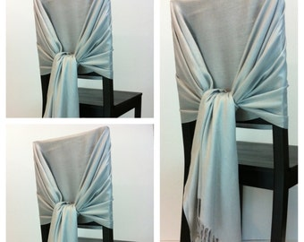 3 pashmina , pashmina scarf, pashmina shawls, wedding shawls, pashmina wrap, bridesmaid shawls, wedding favors, chair covers