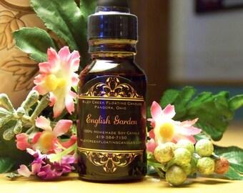 English Garden Home Fragrance Oils Uncut .5(1/2)oz