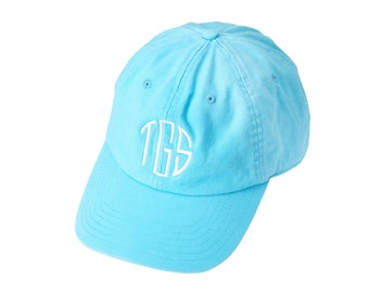 Popular items for Monogrammed hats on Etsy