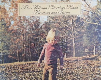 Allman Brothers Band - Brothers and Sisters vinyl record