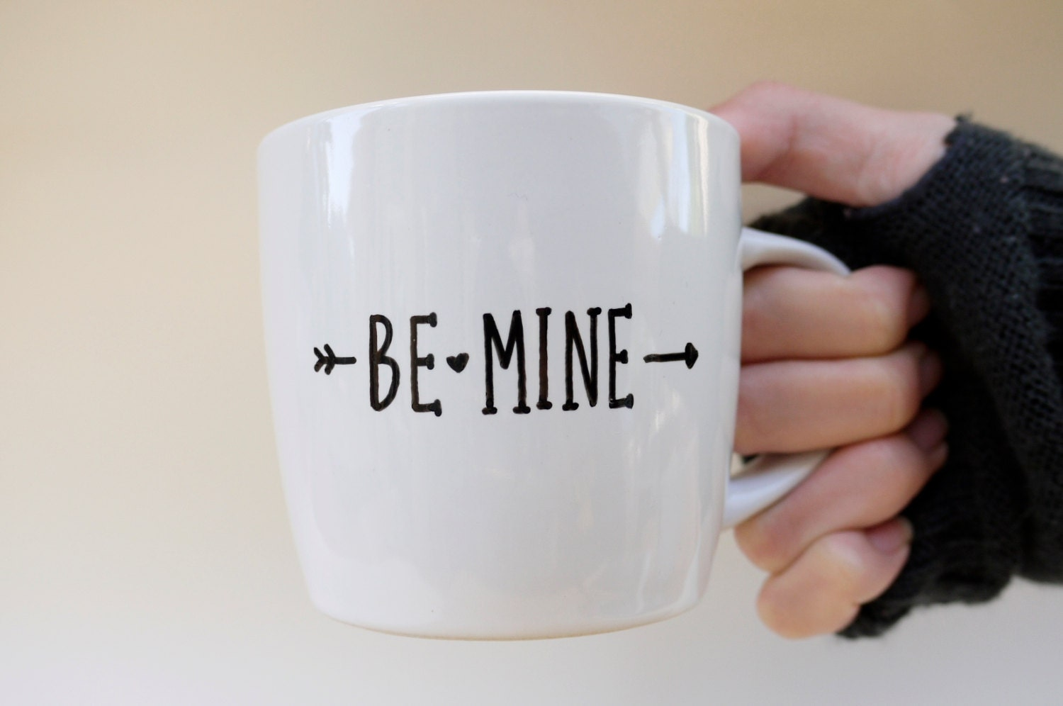 Love Quote For Her Long Distance Be Mine Coffee Mug  Long Distance Love Mug  Love Quote On