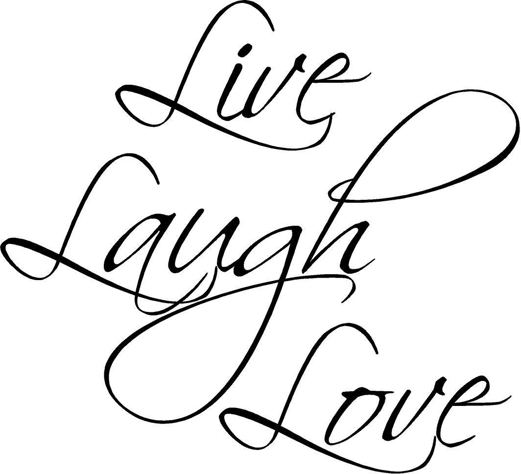 Love In Bubble Letters Coloring Pages : Live laugh love coloring pages bubble letters