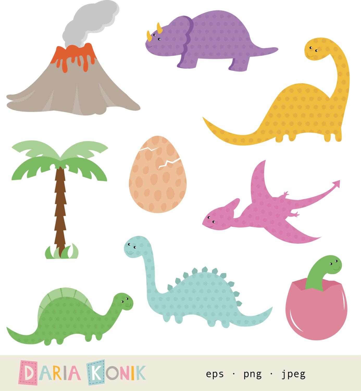 Volcano Clipart Dinosaurs clip art