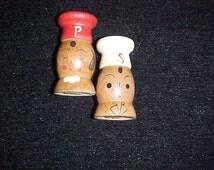 Popular Items For 50s Salt Pepper On Etsy